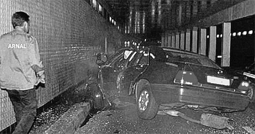31 августа 1997 года в Париже разбилась машина с Дианой и Доди Аль-Файедом. Многие до сих пор убеждены, что их убили...