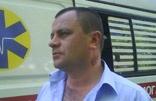 Олег Ковпак, помощник депутата от «Свободы», получил ранение резиновой пулей в ногу.