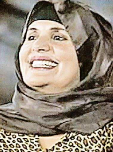Сафия Фаркаш, Ливия.