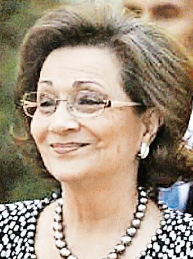Сюзанн Мубарак, Египет.
