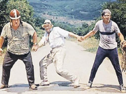 Кавказская пленница - последний фильм, в котором снялась знаменитая