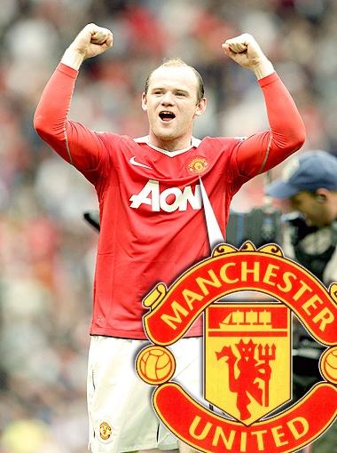 Форвард «Манчестер Юнайтед» Уэйн Руни - ЧЕРТовски хороший футболист!