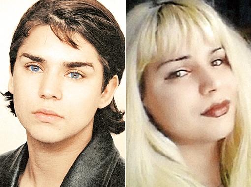 Сын гадалки Вася сделал операцию и стал дочкой гадалки Женей. Поначалу убийцу искали среди ее любовников.