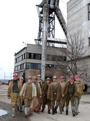 На шахте «Ингульская» боятся, что их опять захотят «конверсировать», как после Чернобыля. Теперь - под впечатлением аварии в Японии.