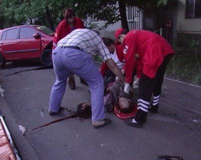 Пять человек ранены. Фото: magnolia-tv.com