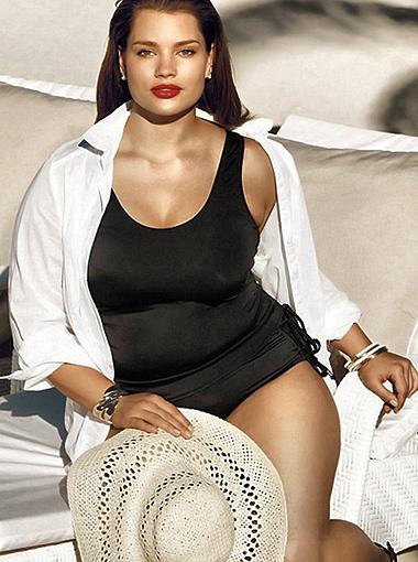 По словам Тары, она не всегда чувствовала себя комфортно в своем теле. Фото Daily Mail.