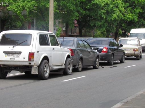 Столкнулись 4 авто. Фото: 0629.