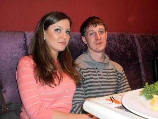 Настя и Сережа встречались два года.