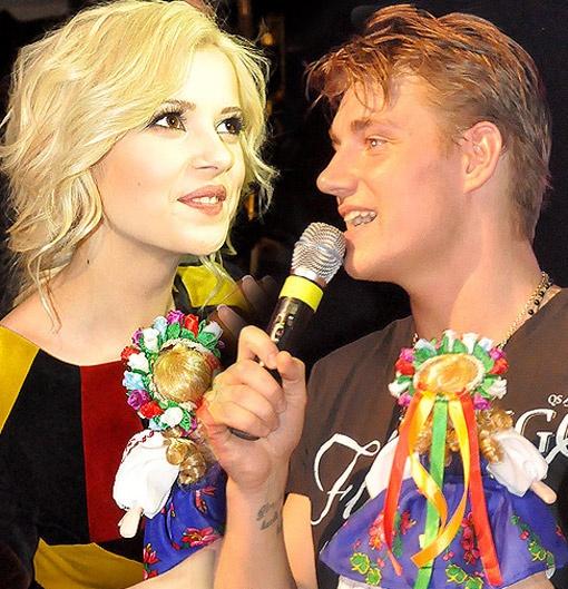 «Украинский ангел» ответил твердое «нет» на все двусмысленные предложения любвеобильного русского.