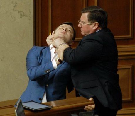 Фото нардепа Владимира Арьева с сайта УП.