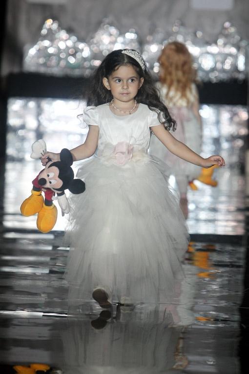 ...и дочурка певицы Галлины - София-Мария.
