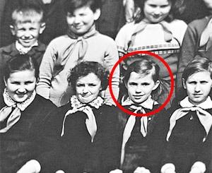 Юлия Тимошенко боялась не попасть в пионерию.