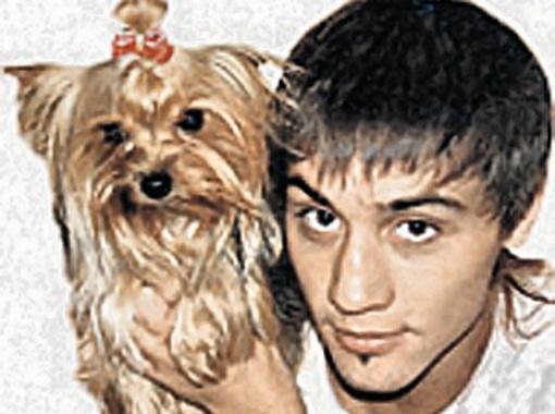 Билан с крошкой Трейси.