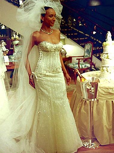 Дженнифер Лопес заплатила за платье $50 тысяч.