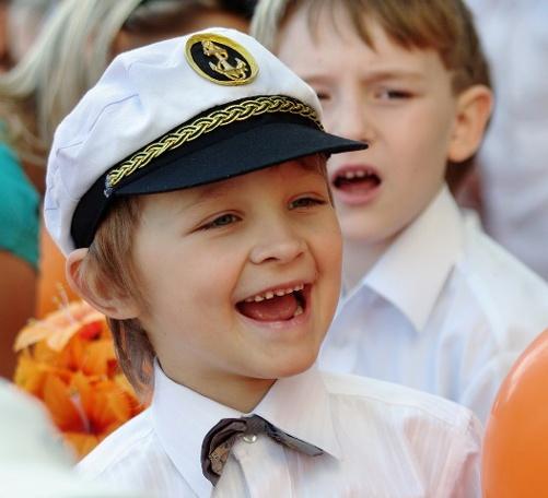 В Севастополе помпезно отметили День пионерии фото