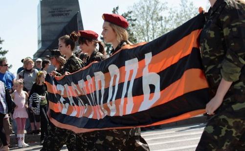 В Севастополе помпезно отметили День пионерии фото 1