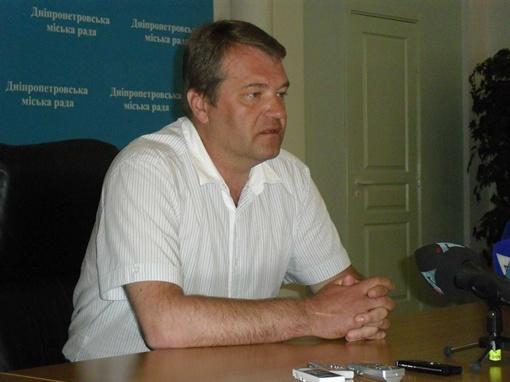 Директор КП «Горзеленстрой» Юрий Дементьев