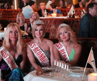 Самые-самы блондинистые. Фото: ТСН