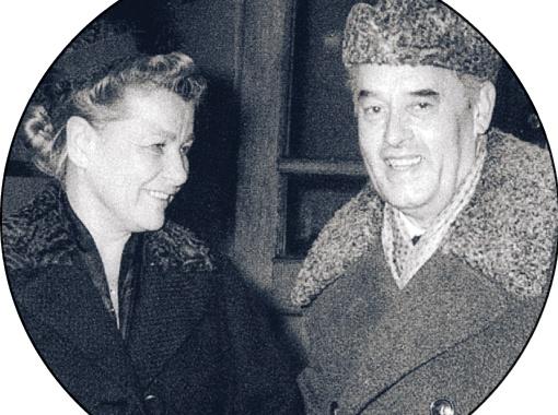 Фурцева была счастлива с Николаем Фирюбиным. Она не пережила известия о том, что он нашел другую...