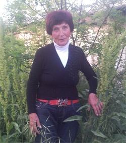 Валентина Чуянова комфортнее всего чувствует себя на природе.