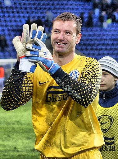 Ян Лаштувка – самый яркий игрок весны в «Днепре» по версии «КП». Фото Павла Дацковского.