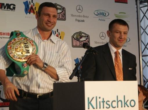 Боксеры устроили совместную пресс-коференцию. Фото: fightnews.ru