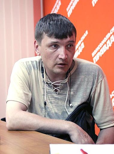Александр Нестеренко рассказал «КП» свою версию случившегося. Фото Евгения Ильментьева.