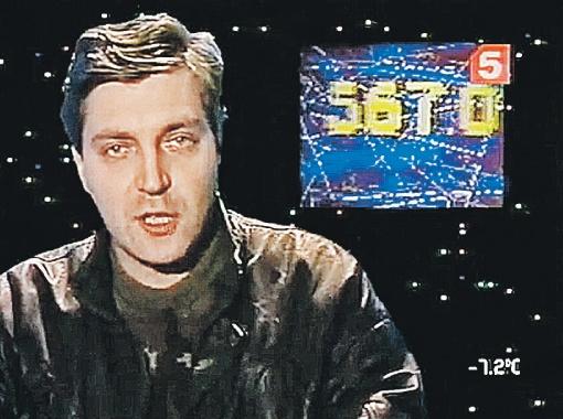 Уже само появление в «ящике» Александра Невзорова в 80-е было сенсацией.
