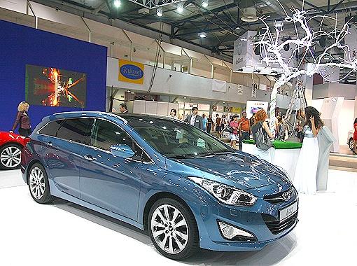 Hyundai i40: новый корейский универсал. Цена - около $30 тыс.