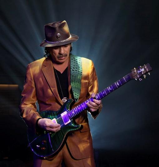 Карлос Сантана даст первый и пока единственный концерт в Украине. Фото предоставлено концертным агентством «Premium Sound»
