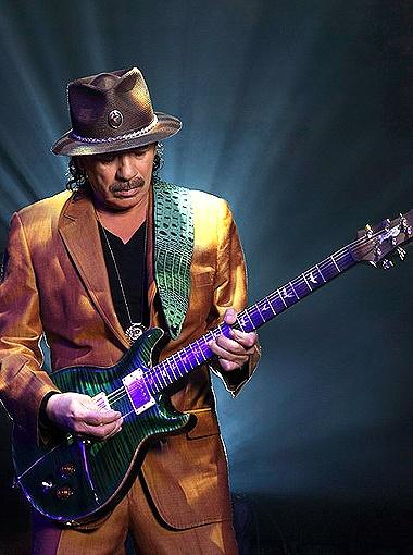 Карлос Сантана даст первый и пока единственный концерт в Украине. Фото предоставлено концертным агентством «PremiumSound».