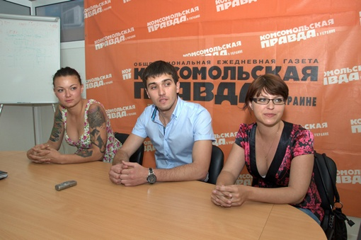 Запорожские участники шоу