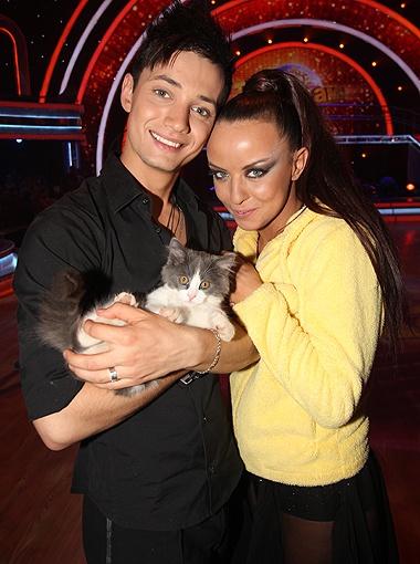 Котенка назвали в честь Анфисы Чеховой.