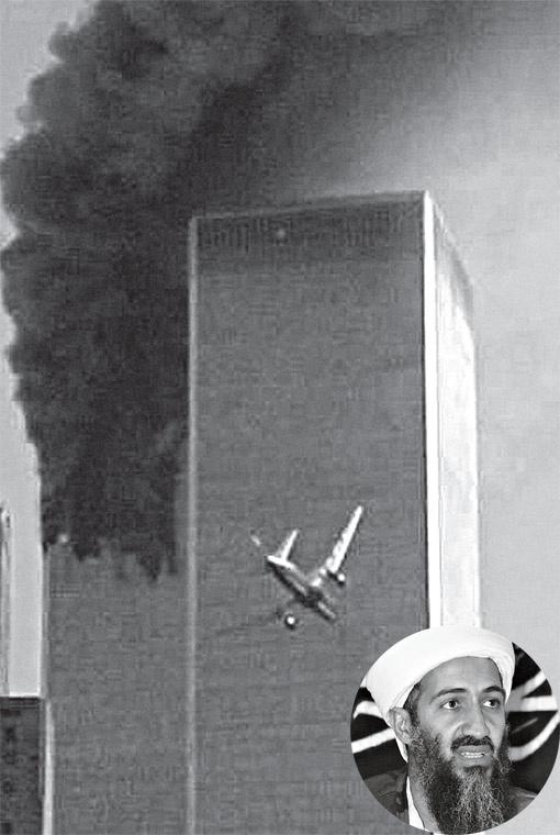 В своей книге «Зеро» и фильме «Расследование с нуля» Джульетто Кьеза утверждает: «История 11 сентября сама по себе сомнительна». Не вызывает доверия у него и недавняя смерть «террориста номер 1» Усамы бен Ладена. В том смысле, что она настигла его 1 мая 2011 года, а не несколькими годами раньше.