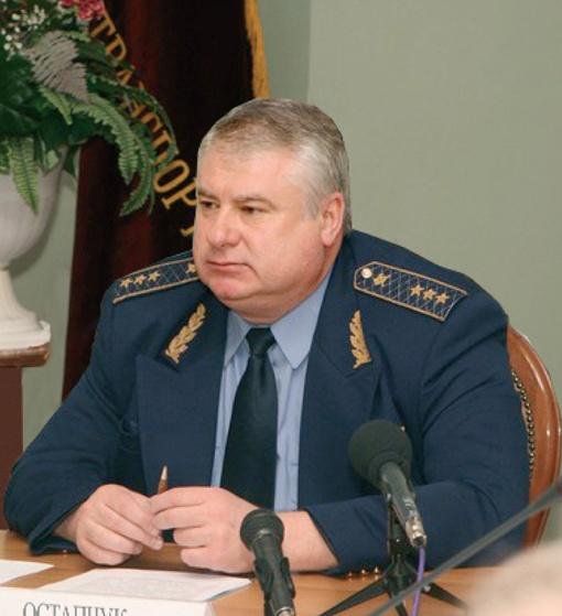 Начальник Южной железной дороги Герой Украины Виктор ОСТАПЧУК