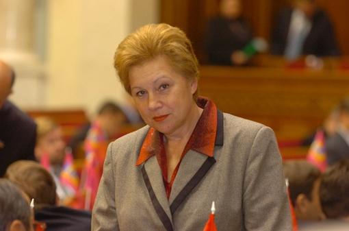 Алла Александровская.