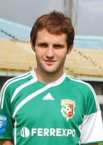 Контракт с Денисом подписан на три года. Фото с сайта vorskla.com.ua