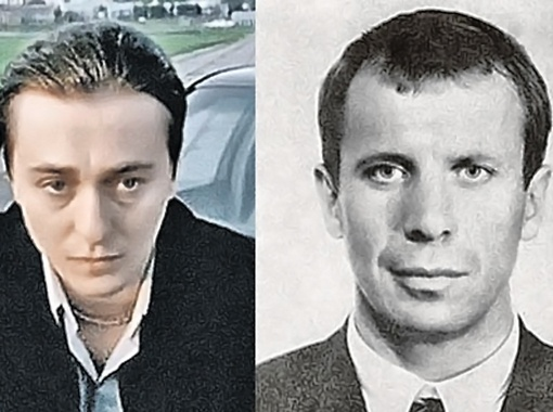 Прототип Саши Белого - Сильвестр (на фото справа). Фото www.mzk1.ru.