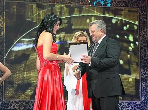 Пресс-оцифер Дарницкого района столицы Инна Гамалий стала «2-й вице-мисс Юриспруденция».