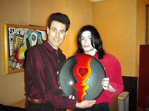 Талант Геллера признал сам Майкл Джексон.
