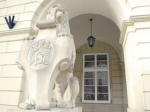 «Это вовсе не львы, а бывшие львовяне, заслужившие остаться в городе навсегда», - считают братья Радковцы.