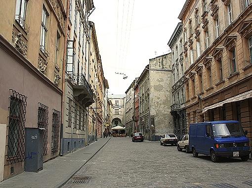 Возле площади Рынок каждый дом защищен «именем ЮНЕСКО».