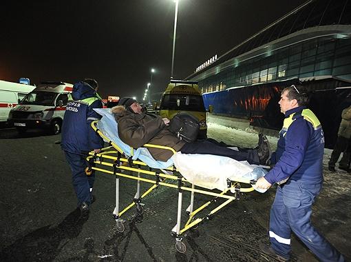 В своем блоге интернет-пророк предсказал теракт в Домодедово... Фото АП.
