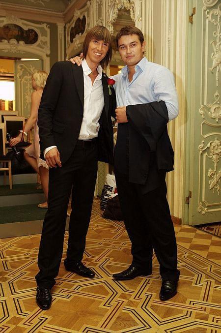 Саша и Андрей. Фото: facebook.com.