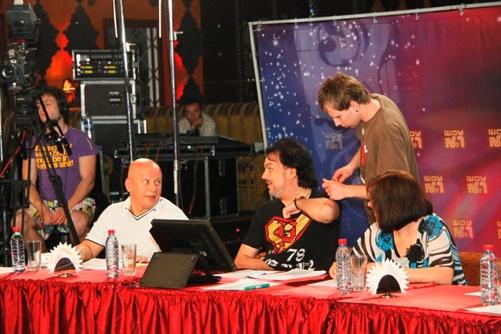 Завтра Киркоров и Лорак отберут талантливых симферопольцев для участия в новом супер-шоу фото
