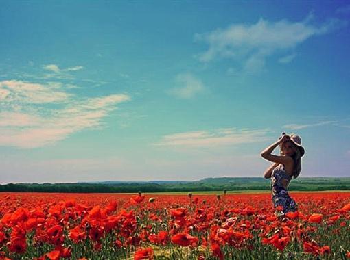 А вот и победное фото Саши Климановой, с которым она выиграла фото-конкурс