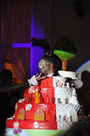 Угощения для почетных гостей были просто шедеврами искусства. Фото: ametis.org