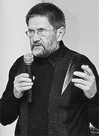 Геофизик Виктор Новиков.