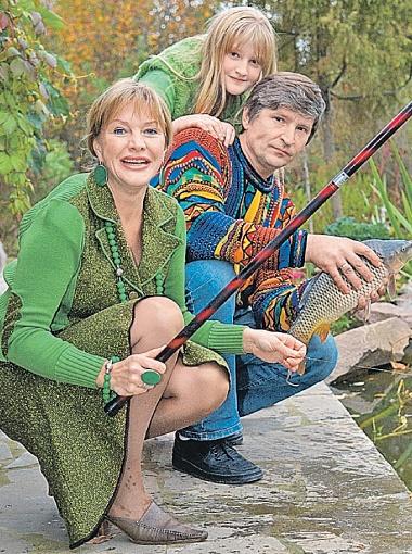 С мужем и дочкой Елена старается проводить как можно больше времени. Фото PHOTOXPRESS.