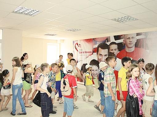 Десятки и сотни юных жителей Каменца-Подольского смогут заниматься в новой школе.